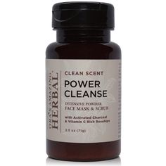Ora's Amazing Herbal Power Cleanse Intensive Paraben Free Organic Face Mask and Scrub, Clean Scent * Be sure to check out this awesome product. (Note:Amazon affiliate link)