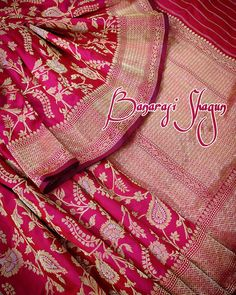 Kadwa jungla For purchases email me at shagunfrombanaras@gmail.com or what's app me on +919389902966 🙏😊 We ship WORLDWIDE Saree Border, Us Shipping, Banarasi Sarees, Indian Weddings, Alexander Mcqueen Scarf, Hand Weaving, App, Pure Products, Silk