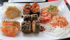 É sabido para todos que Sushi é um a comida típica do Japão. Vamos lá à sua his