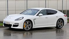 2012 Porsche Panamera Turbo S (White-Yellow Calipers) loves these how about you? My Dream Car, Dream Cars, Caliper Paint, Porsche Panamera Turbo, R Vinyl, New Porsche, Ferdinand Porsche, Exotic Sports Cars, Love Car
