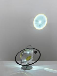 The Universe Within; Studio Olafur Eliasson, 2015; cosmos, meteorite, luminous, mirror