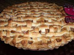 Psicoliz en el País de las Delicias: Apple Pie, La Auténtica Tarta de Manzana Americana