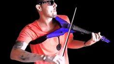 robert mendoza violin cover just gime me - YouTube