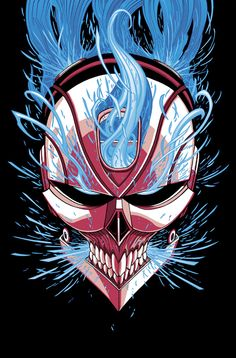 Ghost Rider - Tradd Moore