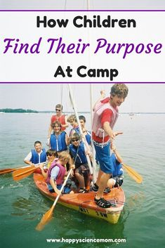 Summer Camp | Overnight Camp | Sleepaway Camp | Sleep Away Camp | Confidence | Confidence Building | Self Esteem | Purpose | Friendship