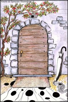 EPONYME et la porte