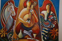 Автор - Член Національної cпілки художників України Віктор Цапко