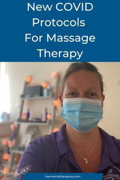 During COVID-19 the way we need to look after you during a massage treatment has changed. Find out the new massage protocols from Harmonia Therapies, from risk assessment to masks. How to stay safe during a massage. From massage therapist Rachel Hawkes  via @rachelhawkesBB