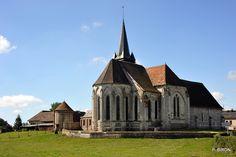 L'abbaye de Sigy-en-Bray fut fondée au XIe S. par Hugues de la Ferté. Hugues II…
