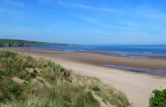 Lunan Bay near Montrose not far from Aberdeen. This was an awesome place to walk the dogs . I had the whole beach to myself.