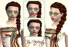 MYB Sims: Glasses by Neferity