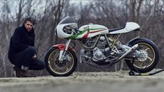Cafe Racer: Not Your Ordinary Motorcycle - Walt Seigl speaks to WSJ's Jonathan Welsh about the rising popularity of the cafe racer motorcycle.