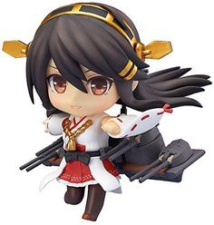Nendoroid Kantai Collection Kancolle Haruna Figure #goodsmileCompany