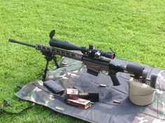 Constantine armory, 6.5 creedmoore.ruger precision rifle