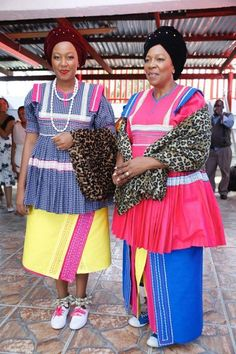 The most sepedi traditional attire clothes - Fashion Pedi Traditional Attire, Sepedi Traditional Dresses, South African Traditional Dresses, Traditional Wedding Attire, Traditional Decor, Traditional Fashion, African Dresses For Women, African Print Dresses, African Attire