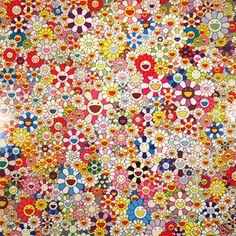 Takashi Murakami - Flowers Blossoming