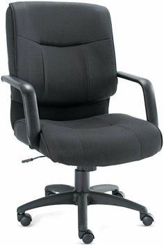 Alera St41fa30b Stratus Series High Back Swivel Tilt Chair