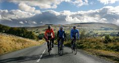 Cycling Clubs - Welcome to Yorkshire