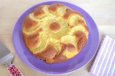 Torta all'ananas, scopri la ricetta: http://www.misya.info/2014/05/26/torta-allananas.htm