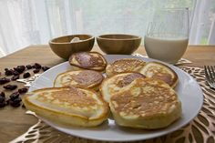 Do you like pancakes? I just LOVE them! And not only me.....my kids ask me almost every day to make them pancakes. Well, at least something they like eat...and there are ...