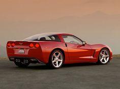 Little Red Corvette! jermima ( i love these my fav car!...)