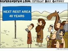Next rest area....