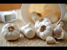 10 Health Benefits of Garlic - WATCH THE VIDEO.    *** garlic prevents cancer ***   10 Health Benefits of Garlic 1. Improves Heart Health Garlic is an excellent superfood for heart health. It helps improve blood circulation, lower cholesterol and prevent heart disease. It helps slow the development of atherosclerosis or hardening of the...