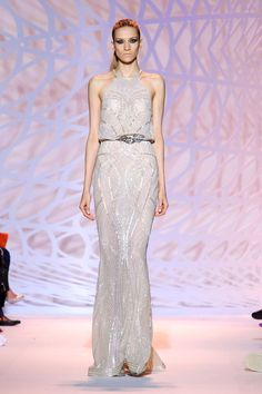 Pin for Later: The Prettiest Wedding Gowns Aren't at Your Local Bridal Boutique Zuhair Murad Haute Couture Fall 2014