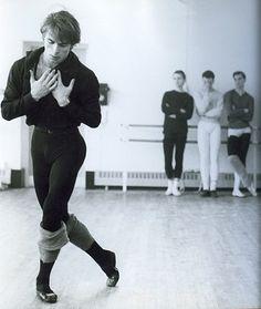 Rudolf Nureyev, dancer