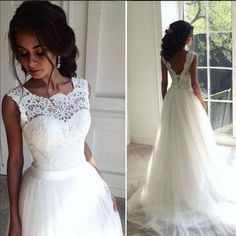 I found some amazing stuff, open it to learn more! Don't wait:https://m.dhgate.com/product/lace-cheap-2017-beach-wedding-dresses-crew/398248889.html