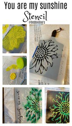 flower layering stencils for walls painting scrapbook stamp album decorative YF