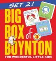 Big Box of Boynton Set 2!: Snuggle Puppy! Belly Button Book! Tickle Time!