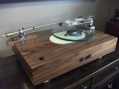 REGA hybrid P3/24 Turntable with Custom Plinth & Upgraded ...