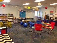 Surfing the Alternative Seating Wave: Getting Started