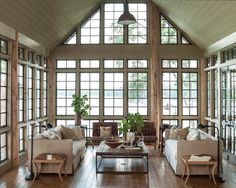 Love, love, love all of the windows! Beautiful! Helen Norman Photographer - spaces - 46