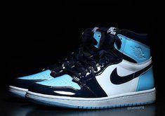 The Air Jordan 1 UNC The Air Jordan 1