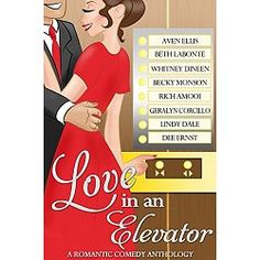 #1 Amazon Bestselling and Award-Winning Authors  Laugh, swoon, and escape with this romantic comedy anthology!  Will an elevator ride change her life? In HOLD THE LIFT by Aven Ellis, Sierra Crawford ends up meeting sexy British hockey player Jude Parker after their elevator sticks. Sierra finds herself getting to know Jude—and she likes what she sees. But he wouldn't be interested in a food-obsessed assistant editor right? Sierra knows she's quirky—her fondness of Magic 8 Balls..