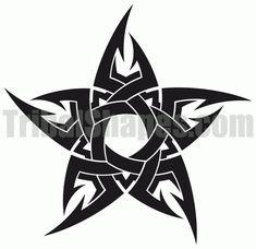 A Tribal Hand Tattoos, Tribal Wolf Tattoo, Star Tattoos, Tribal Art, Body Art Tattoos, Free Tattoo Designs, Tribal Tattoo Designs, Simple Tattoo With Meaning, Photographer Tattoo