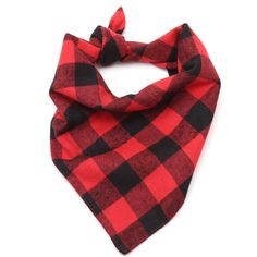 WORDERFUL Dog Bandana Bibs Pet Plaid Scarf Triangle Head Scarfs Accessories Neckerchief for Small and Medium Dog (Plaid, S) ** See this great product. (This is an affiliate link) Bandana Bow, Dog Collar Bandana, Puppy Bandana, Puppy Collars, Cat Collars, Bandage, Neue Outfits, Cat Dog, Red And Black Plaid