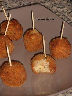 boulettes de dinde croustillantes au coeur de gouda les boulettes de dinde ont toujours un grand succès en apéritif ou en entrée!
