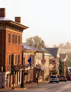 Main Street, Lexington, Va.