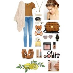 Başlıksız #13 by cansu-sakin on Polyvore featuring polyvore, moda, style, Topshop, MANGO, Frame Denim, Ashley Stewart, MCM, Bee Goddess, Larsson & Jennings, J.Crew, MARC BY MARC JACOBS, Kate Spade, The Limited, Wildfox, Forever New, ASOS, Clinique, Bobbi Brown Cosmetics and Marc Jacobs
