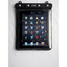 Top Quality Unique Personalized Gifts at Red Envelope via http://www.AmericasMall.com/redenvelope-gifts Black Friday waterproof iPad case from RedEnvelope #redenvelope #gifts #personalizedgifts