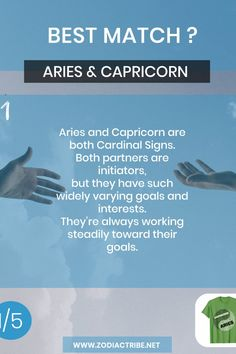 Find your Zodiac Signs Compatibility for all zodiac signs, for couples, relationships and love matches and find your Couple shirts to match. Capricorn Compatibility, Aries And Capricorn, Aries Love, Aquarius Relationship, Capricorn Relationships, Couple Relationship, Compatible Zodiac Signs, December 22, Horoscope