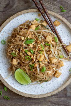 Favorite vegan pad Thai