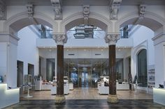 A MONASTERY in North Yorkshire and city art gallery have been honoured in the 2016 Royal Institute of British Architects (RIBA) National Awards. York Attractions, Visit York, York Art Gallery, Main Entrance, North Yorkshire, City Art, Awards, Mansions, House Styles