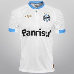 Camisa Umbro Grêmio II 2015 s nº - Compre Agora 5d9e7eead5705