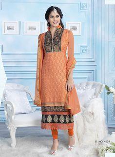 Karachi   Unstiched   Salwar Suit