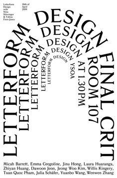 Ideas For Design Typography Book Branding Layout Design, Design Logo, Text Design, Game Design, Design Design, Text Poster, Poster S, Poster Layout, Poster Ideas