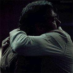 Hannibal & Will Graham (So. Many. Feels.)